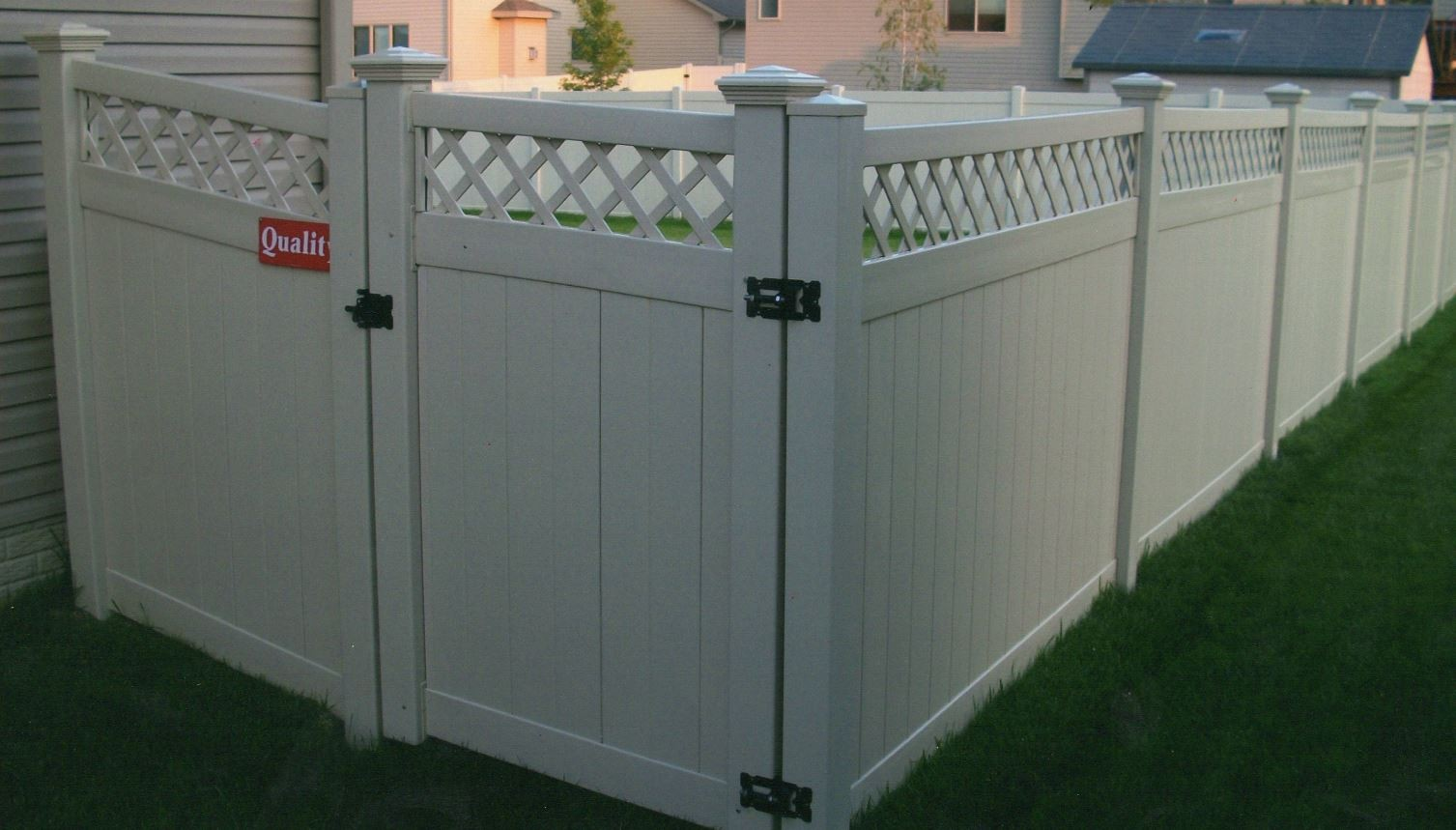 Fencing Products About Quality Fence Omaha Ne